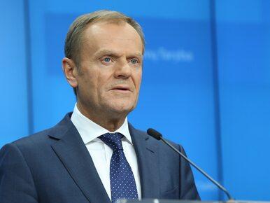 Donald Tusk w drodze do Gdańska