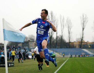 Jagiellonia przegrała w Chorzowie. Zieńczuk dał zwycięstwo