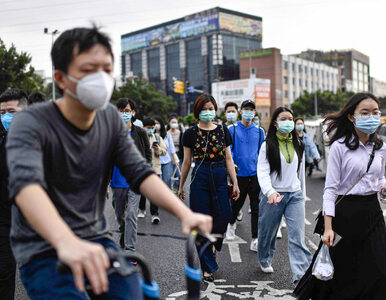 W Wuhan zmarło 50 proc. więcej osób niż podawano. Nowe dane z Chin