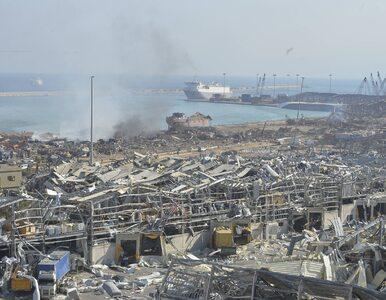 Areszt domowy dla urzędników portowych w Bejrucie. Ostra reakcja władz...
