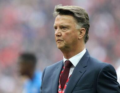 Louis van Gaal zwolniony z Manchesteru United