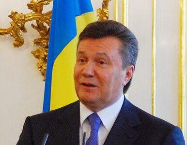 Janukowycz: sprawa Tymoszenko utrudnia nam integrację z Unią