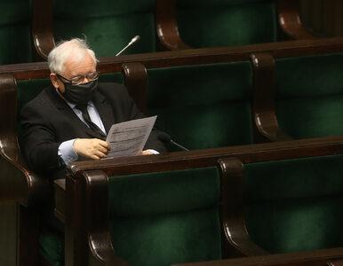 """Kaczyński ostrzega członków PiS przed wygraną kandydata opozycji . """"Mamy..."""