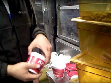 """McDonald's """"od kuchni"""" już widzieliśmy, pora na KFC. """"Nagranie wykręca..."""