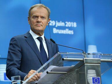 Donald Tusk liderem rankingu zaufania. Wyprzedził prezydenta Dudę