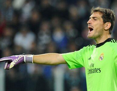 Casillas: nie jest łatwo grać raz na dwa tygodnie