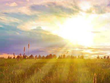 Środa ciepła i pogodna. Na Dolnym Śląsku temperatura sięgnie 20 st. C