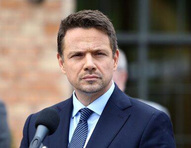 """Trzaskowski zapowiada, że będzie dbał o """"etos polskiego żołnierza""""...."""