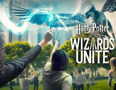 """""""Harry Potter: Wizards Unite"""" już w Polsce! Gra jest dostępna do..."""