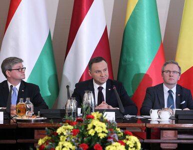 Duda: Chcemy większego zaangażowania NATO w Europę Środkowo-Wschodnią