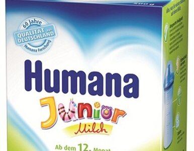 Co pije Junior  czyli jakie mleko dla rocznego dziecka