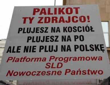 """Ofiary Palikota tworzą własne stowarzyszenie. """"Stworzył Ruch, żeby..."""