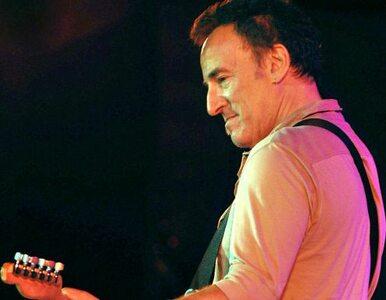 Bruce Springsteen dogonił Elvisa Presleya