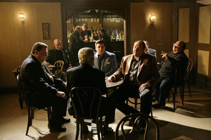"""Kadr z serialu """"Rodzina Soprano"""" / """"The Sopranos"""" (1999)"""