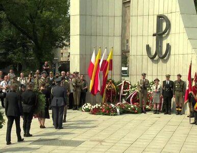 Warszawa uczciła powstańców