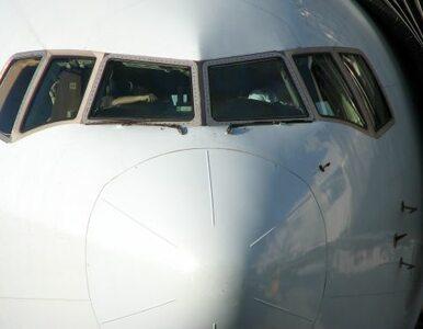 Pijany reżyser wyrzucony z samolotu
