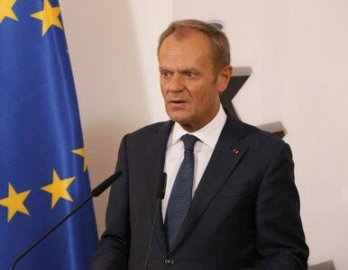 """Andrzej Duda skomentował zdjęcie i słowa Donalda Tuska. """"Pan chyba dawno..."""