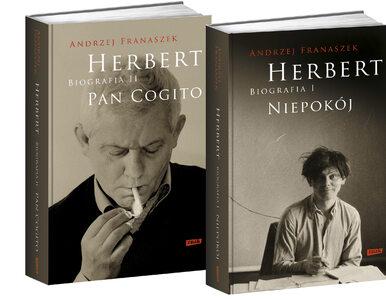 Monumentalna biografia Zbigniewa Herberta w 20. rocznicę jego śmierci