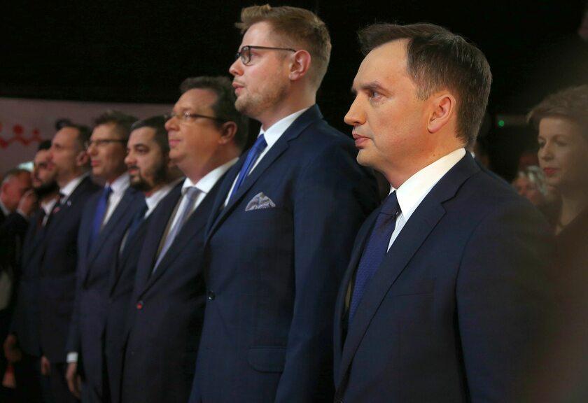 Konwencja Solidarnej Polski z 2020 roku