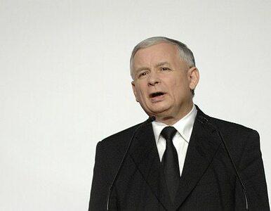 Kaczyński: najpierw Jaruzelski, potem Kiszczak