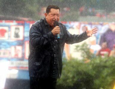 """""""Chavez wraca do zdrowia"""" - zapewnia rząd"""